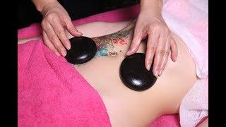 Тибетский массаж вулканическими камнями / Стоун терапия для тела