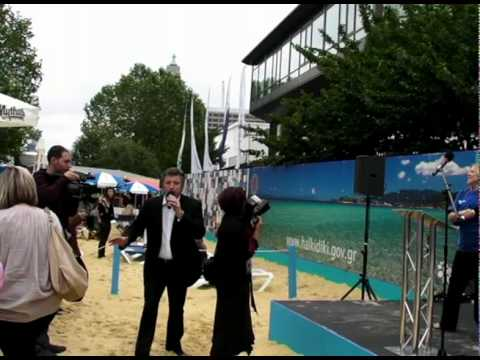 Greek Beach By The River Thames: Famous Songs Medley