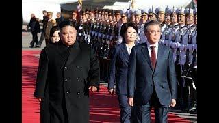 Встреча лидеров Северной и Южной Кореи: о чем договорились президенты