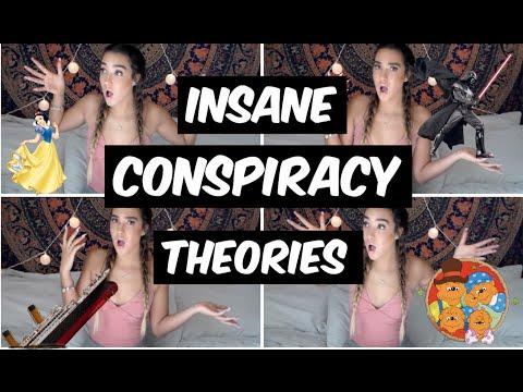 INSANE CONSPIRACY THEORIES!!!!