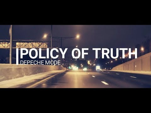 Policy of truth karaoke - Depeche Mode