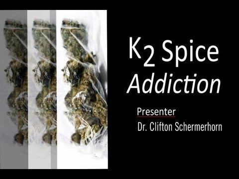K2/Spice Addiction Presentation by Dr. Clifton Schermerhorn at Sovereign Health Group