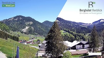 Bio-Berghotel Ifenblick WebCam