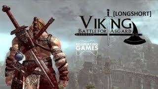 Krwiście i soczyście - Viking: Battle for Asgard - Longshort - FULL HD