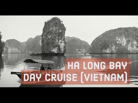 Ha Long Bay Day Cruise Timelapse