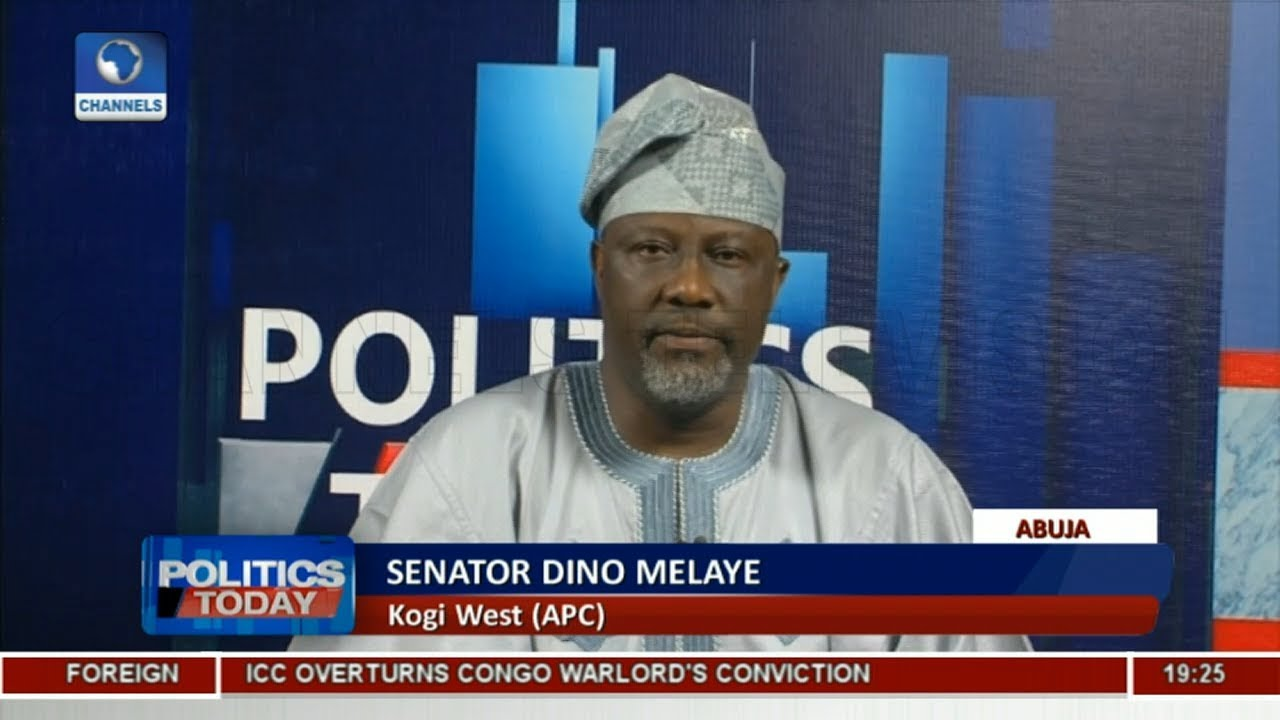 APC Is Sick - Dino Melaye | Politics Today |