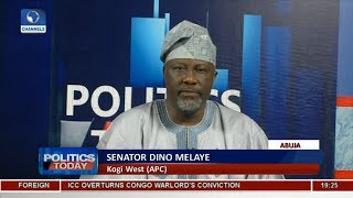 APC Is Sick - Dino Melaye | Politics Today |