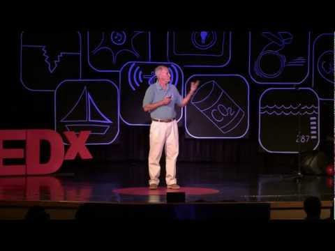 Education: Back to the Future: Alan Burland at TEDxBermuda
