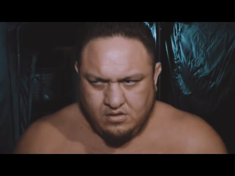 Samoa Joe exposes his raw emotions moments before and after battling Brock Lesnar: July 10, 2017