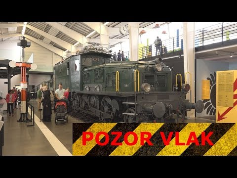 POZOR VLAK / THE TRAIN - 61. [FULL HD]