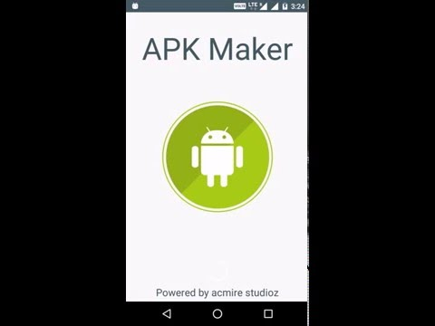 APK Maker:Developers Tool