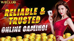 Most Trusted and Best Online Casino in Malaysia (2020) with Free Credit and Welcome Bonus!