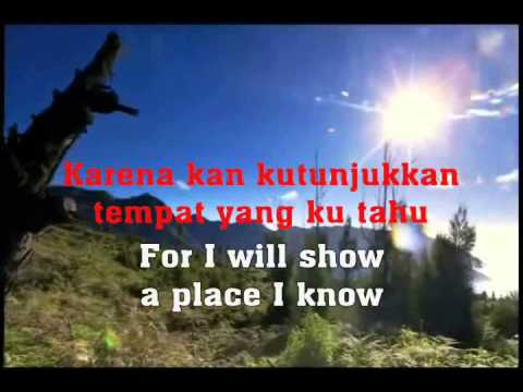 Karaoke With Vocal - Boulevard (plus Indonesian Translate)