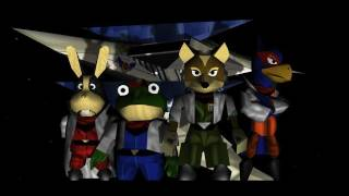 Star Fox 64 3D -- Multiplayer Trailer