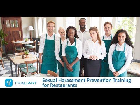 traliant's-award-winning-sexual-harassment-training-for-restaurants