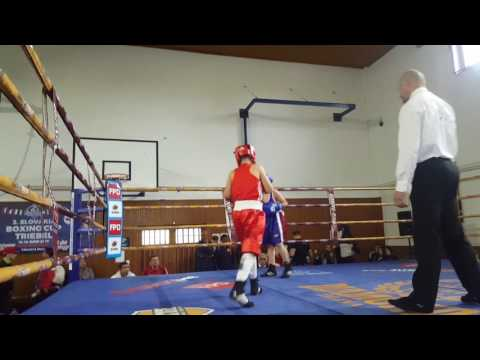 3Slovakia Boxing Cup Triebel-semifinále