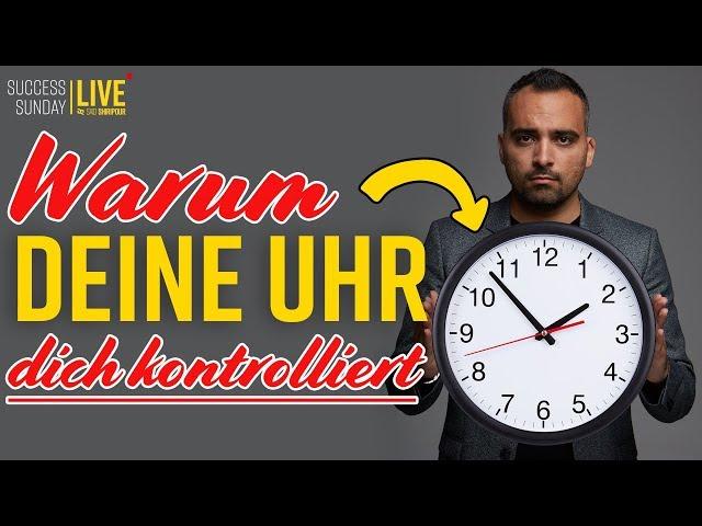 Warum Deine Uhr Dich kontrolliert | Said Shiripour