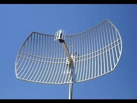 Antena WiFi Alfa Grid 24dBi