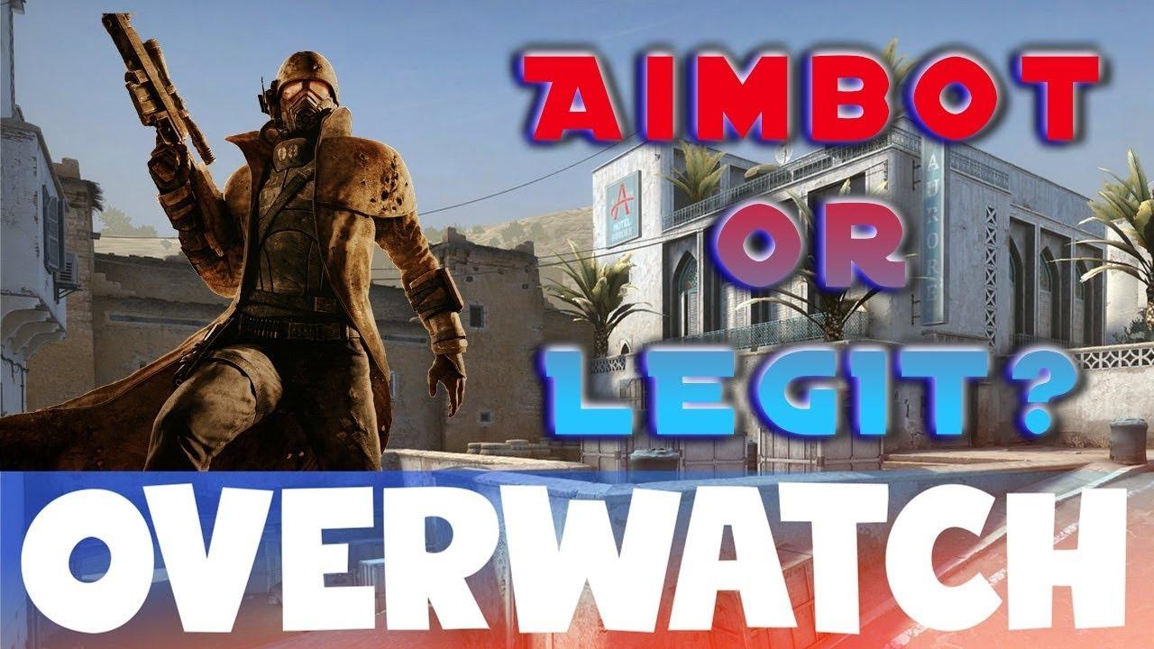 Insane Shots! AIMBOT or LEGIT? CS:GO OVERWATCH