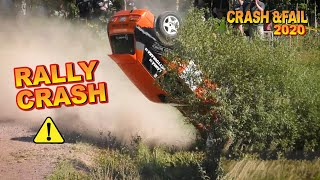 Compilation rally crash and fail 2020 HD Nº 16 by Chopito Rally Crash