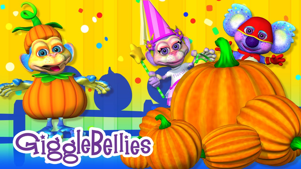 its halloween fun kids songs gigglebellies youtube - Halloween Youtube Kids