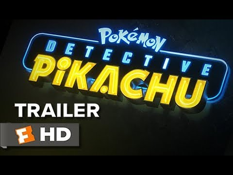 Pokemon Detective Pikachu 2019 Official Reveal Youtube