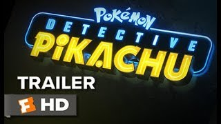 Pokemon: Detective Pikachu (2019) Official Reveal