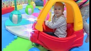 Развлечение для детей КЛАССНАЯ Детская площадка для малышей !!!