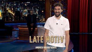 LATE MOTIV - Sergio Llull. Le faltaba hacer un monólogo | #LateMotiv591