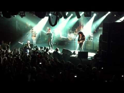 Planetary (GO!) Live Hamburg 14.03.2011 I Phone Version