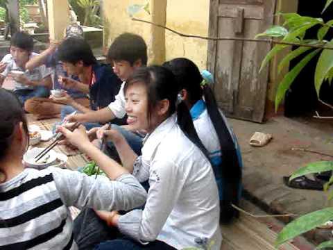 Nhậu nhẹt nhà bí thư Nguyễn Đức Hùng tại Thọ Vực Triệu Sơn Thanh Hóa