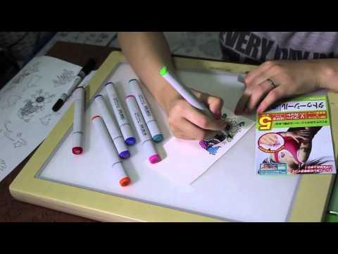 【手作り】タトゥーシールの作り方