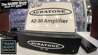 Auratone A2 30 Amp at NAMM 2019