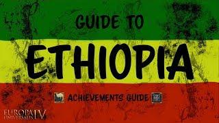EU4 Guide to Ethiopia   Prester John & A Blessed Nation Achievement Tutorial
