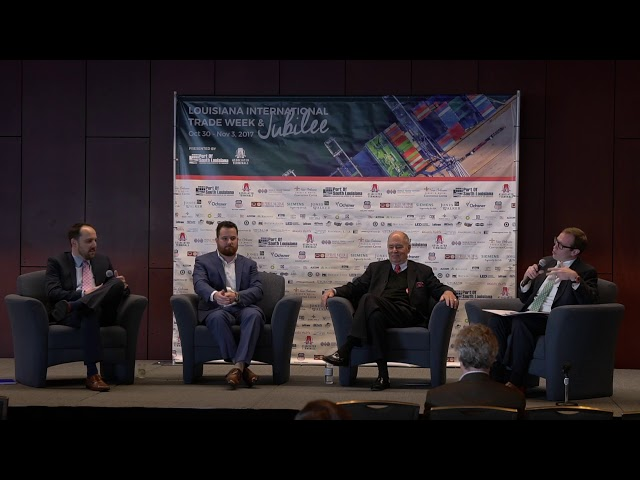 Trade Week Panel: Reaping Rewards from the Bottom of the Barrel