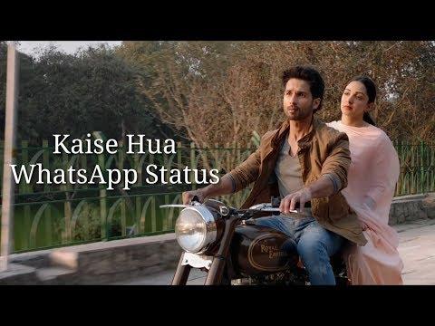 Kaise Hua Song WhatsApp Status | Kabir Singh | Tu Itna Zaroori Kaise Hua Status