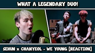 Baixar 찬열 (CHANYEOL) X 세훈 (SEHUN) 'We Young' MV REACTION [EXO]