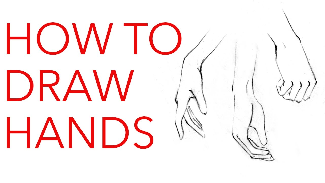 How To Draw The Hands