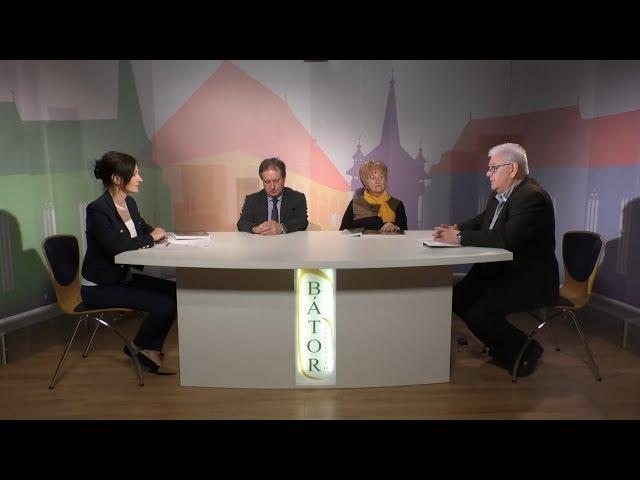 Bátor Televízió Kulturális Magazin 2019.03.29.