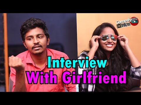 Interview With Girlfriend || Laughing Time || comedy videos