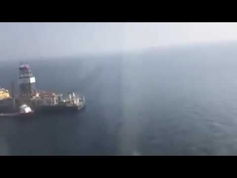 Offshore rigging starts in Pakistan # huge discovery of oil and gas in Pakistan