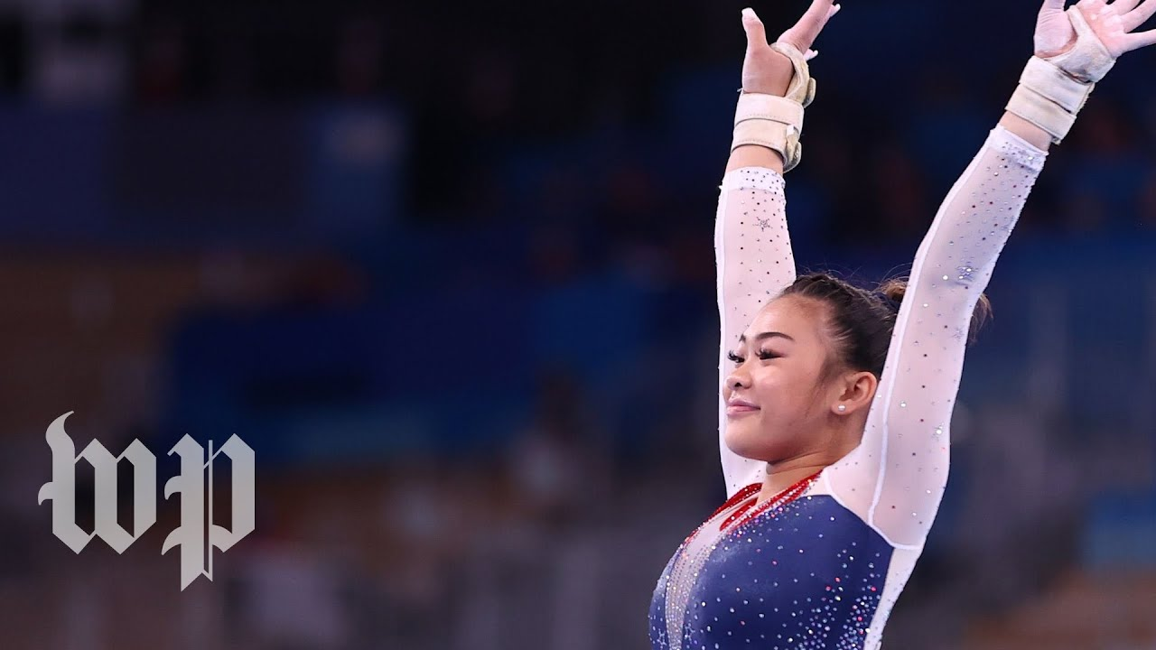 Sunisa Lee wins gold and becomes Team USA's new gymnastics star