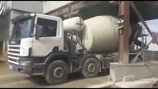 видео бетон