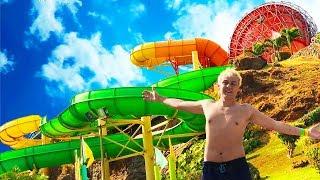 Verrücktester Wasserpark auf HAWAII!