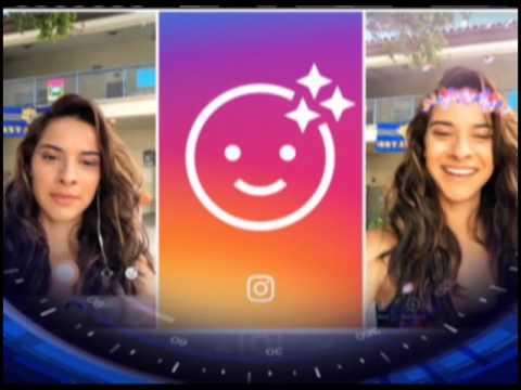 Como activar los nuevos filtros faciales en Instagram