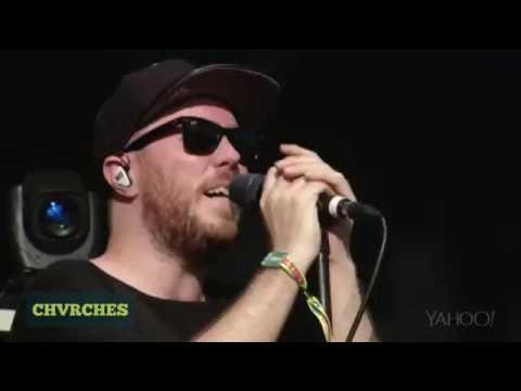 CHVRCHES - High Enough to Carry You Over (@ Firefly Festival - 2016)
