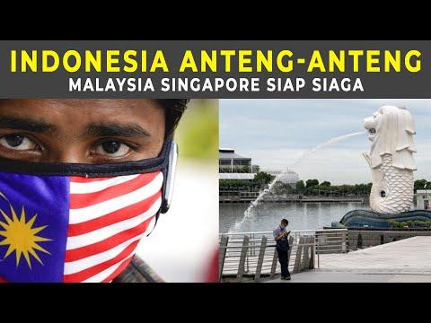 INDONESIA ANTENG-ANTENG. INDIA BABAK BELUR. SINGAPORE MALAYSIA SIAP SIAGA.
