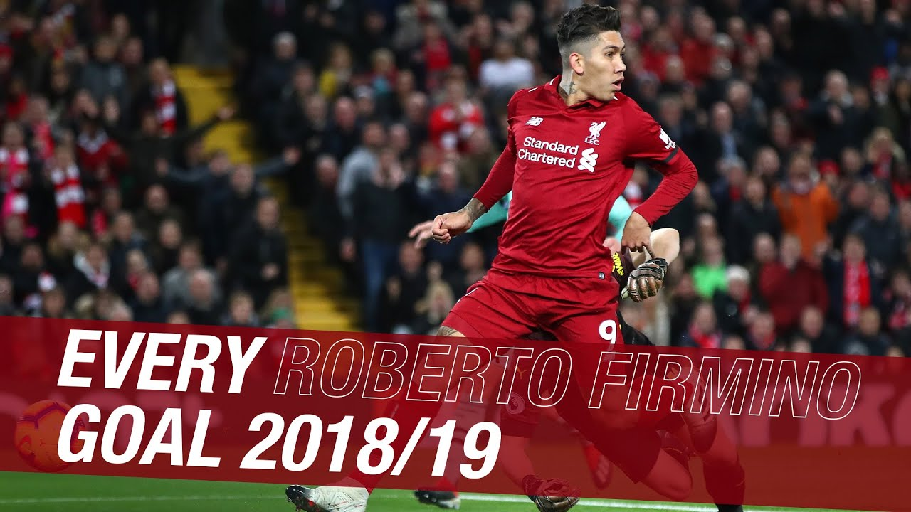 Every Roberto Firmino goal in 2018-19 | No-look finishes and mad celebrations