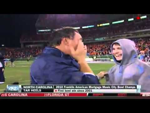 2010 Music City Bowl: UNC Defeats Tennessee