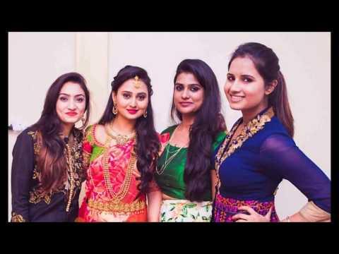 Sandalwood Celebraties in Amulya Engagement | Amulya engagement Photos